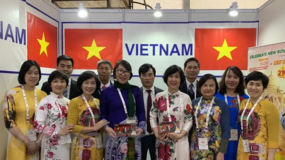 Vietnam, traditional medicine exhibition, India, healthcare products, pharmaceutical firms, global health,  beauty industry