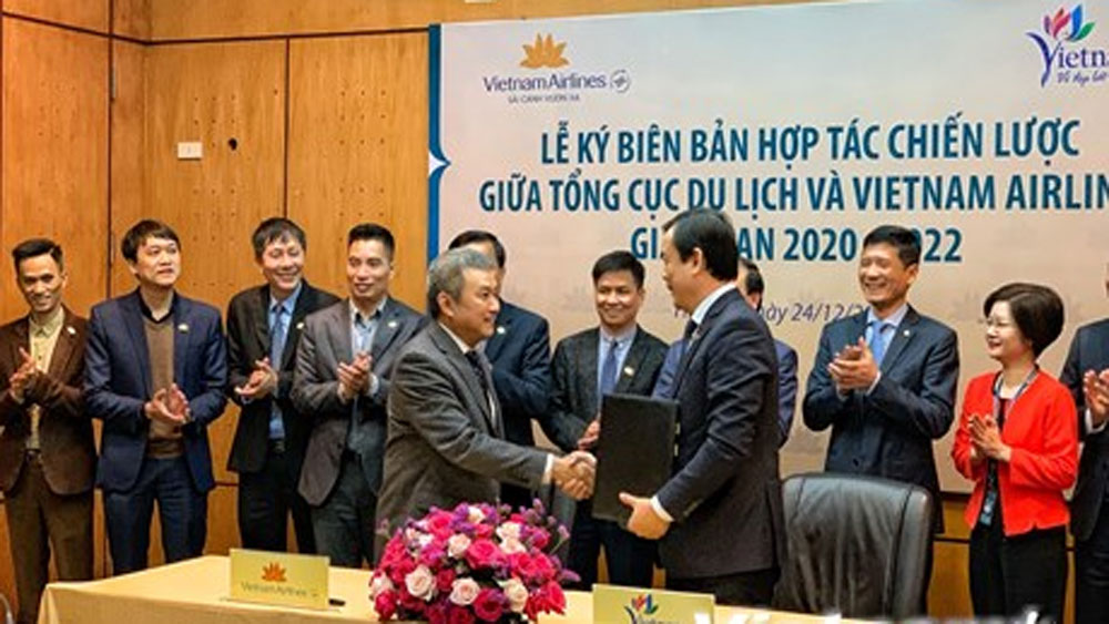 """Du lịch – Hàng không """"bắt tay"""" quảng bá, xúc tiến hiệu quả du lịch Việt Nam trong giai đoạn mới"""