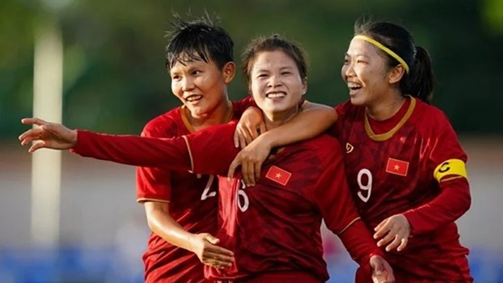 Vietnamese women's team, Olympics qualifiers, 30th Southeast Asian Games, third qualifying round, young players, round robin format