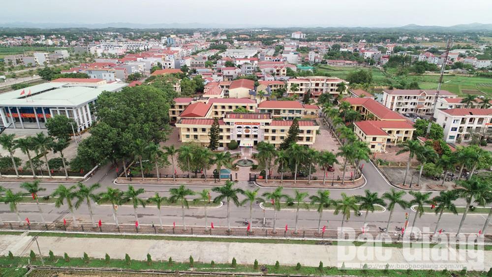 Thủ tướng Chính phủ công nhận huyện Lạng Giang (Bắc Giang) đạt chuẩn nông thôn mới