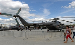 Nhiều người bị thương trong vụ trực thăng Nga hạ cánh khẩn cấp tại Siberia