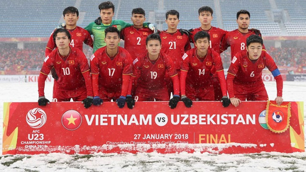 AFC, Vietnam, strong candidates, AFC U23 Championship, consecutive great successes, coach Park Hang-seo, Asian Football Confederation