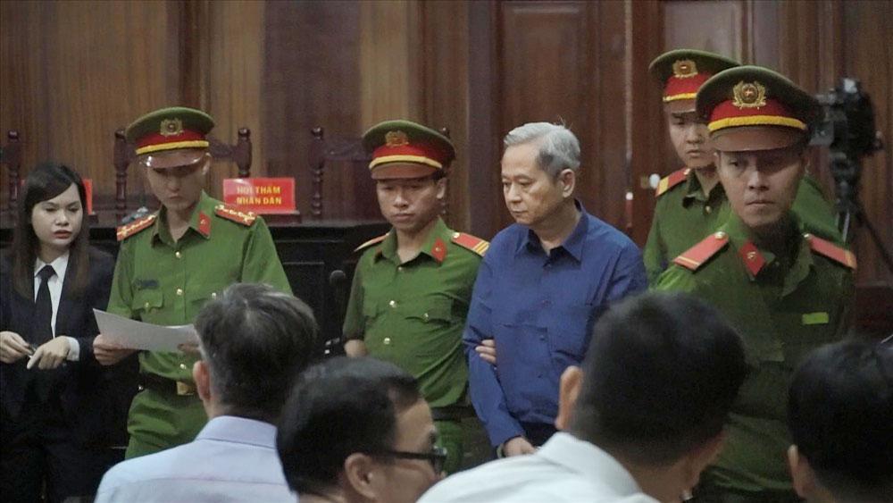 """Cựu Phó Chủ tịch UBND TP Hồ Chí Minh Nguyễn Hữu Tín: """"Tôi biết mình đã sai rồi"""""""