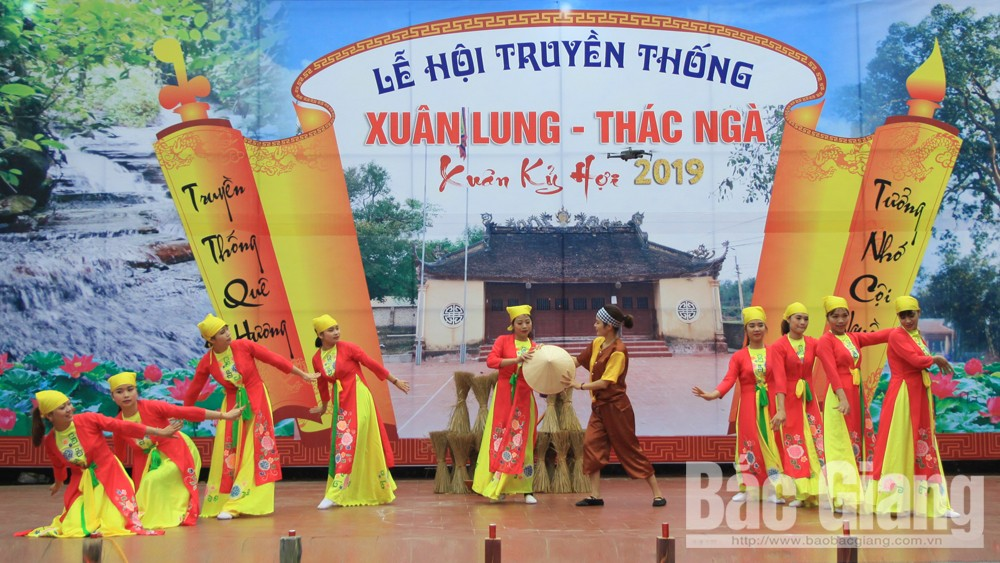 Yen The launches organization plan of Xuan Lung – Thac Nga festival