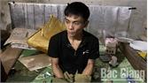 Bắc Giang: Bắt giữ đối tượng người Ngọc Vân tàng trữ nhiều loại ma túy