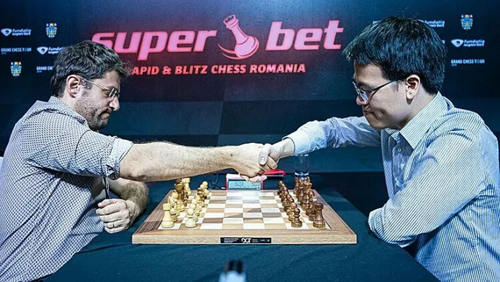 Grandmaster Liem, vies for glory, World Rapid and Blitz Championships 2019, no. 1 chess player, Le Quang Liem