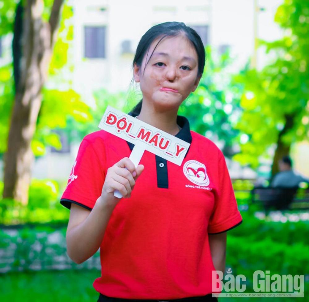 Sinh viên y khoa, Nguyễn Thị Thu Thảo, Hành trình tìm lại gương mặt, Trường Đại học Y Hà Nội năng động, tự tin