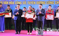 19 thanh niên tiêu biểu được tặng giải thưởng Quỹ Hoàng Hoa Thám