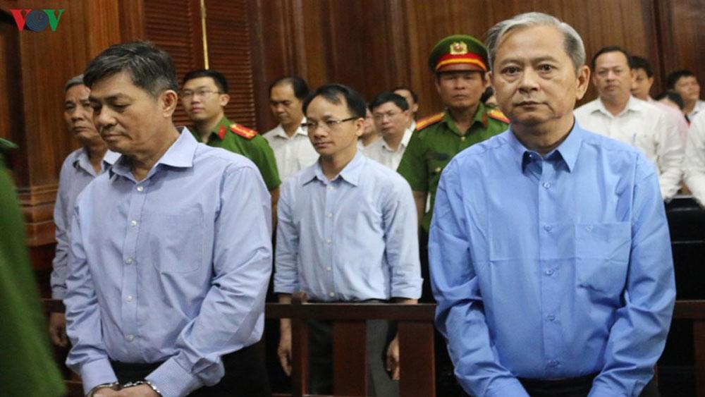 Bị cáo Nguyễn Hữu Tín thừa nhận làm sai pháp luật do nhận thức sai