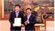 Provincial Chairman Duong Van Thai receives KOICA Vietnam's delegation