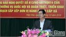 Hiệp Hòa: Sáp nhập xã Đức Thắng vào thị trấn Thắng xong trước ngày 29-2-2020