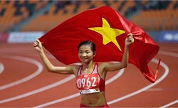 VĐV Bắc Giang Nguyễn Thị Oanh dẫn đầu cuộc bình chọn vận động viên tiêu biểu toàn quốc năm 2019