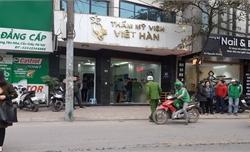 Thông tin mới nhất vụ nghi hút mỡ bụng tử vong ở Thẩm mỹ viện Việt Hàn