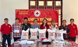 Bắc Giang: Ghé vai giúp đỡ người nghèo