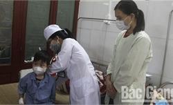 Bắc Giang ghi nhận gần 1 nghìn ca nhiễm cúm A