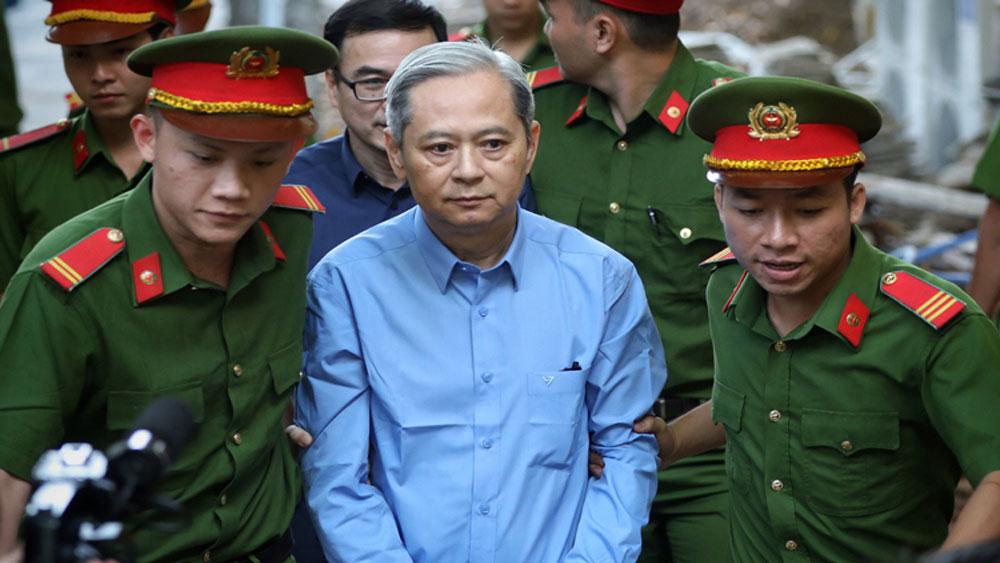 Ông Nguyễn Hữu Tín lĩnh 7 năm tù