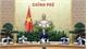 Thủ tướng Nguyễn Xuân Phúc chủ trì họp Chính phủ thường kỳ tháng 12