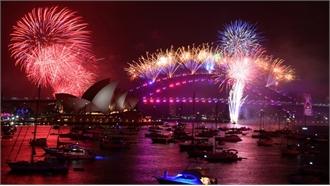 Thế giới ngập tràn màu sắc chào đón Năm mới 2020