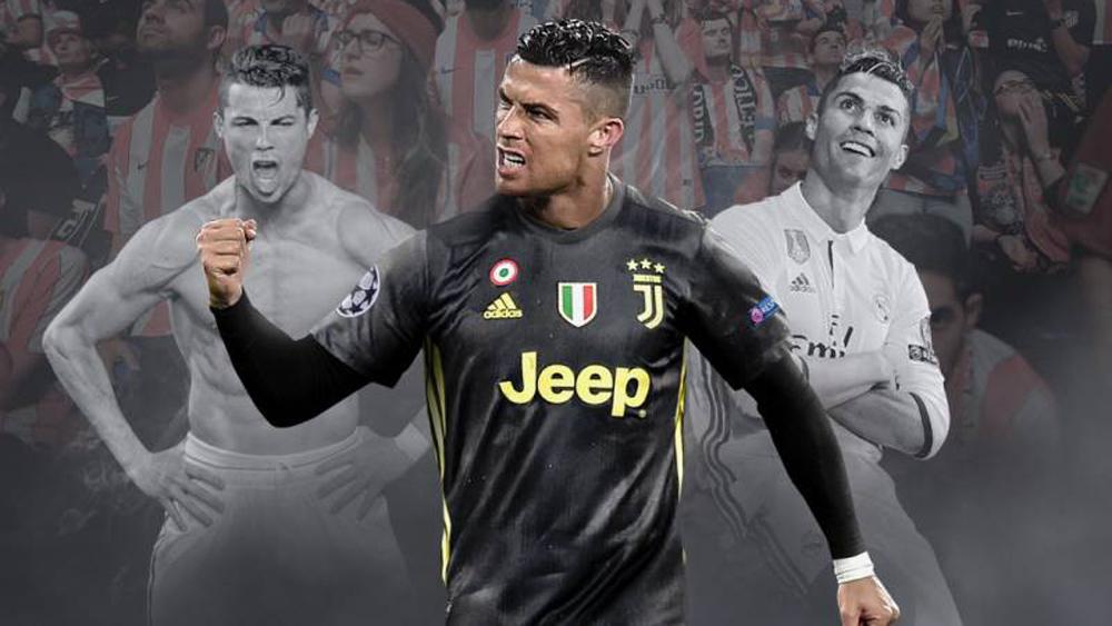 """Ronaldo - """"Quái vật"""" của bóng đá thế giới"""