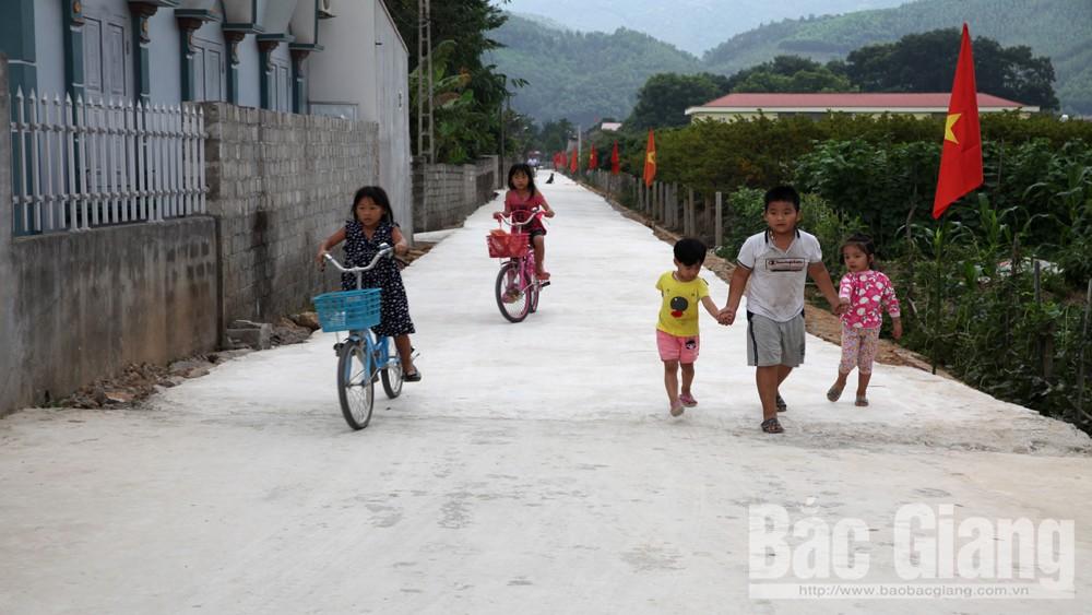 Năm 2020, Lục Nam chọn 3 xã đăng ký đạt nông thôn mới