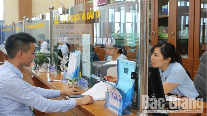 Bac Giang strives to build favourable investment climate