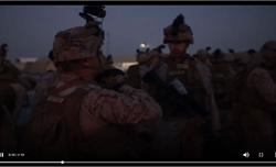 Trực thăng Mỹ đổ quân xuống Đại sứ quán