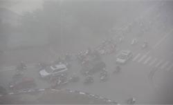 Bắc Bộ tiếp tục phủ kín sương mù, Nam Bộ nắng to