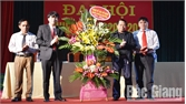 Chi bộ Trung tâm Văn hóa thông tin - Thể thao huyện Tân Yên tổ chức đại hội điểm