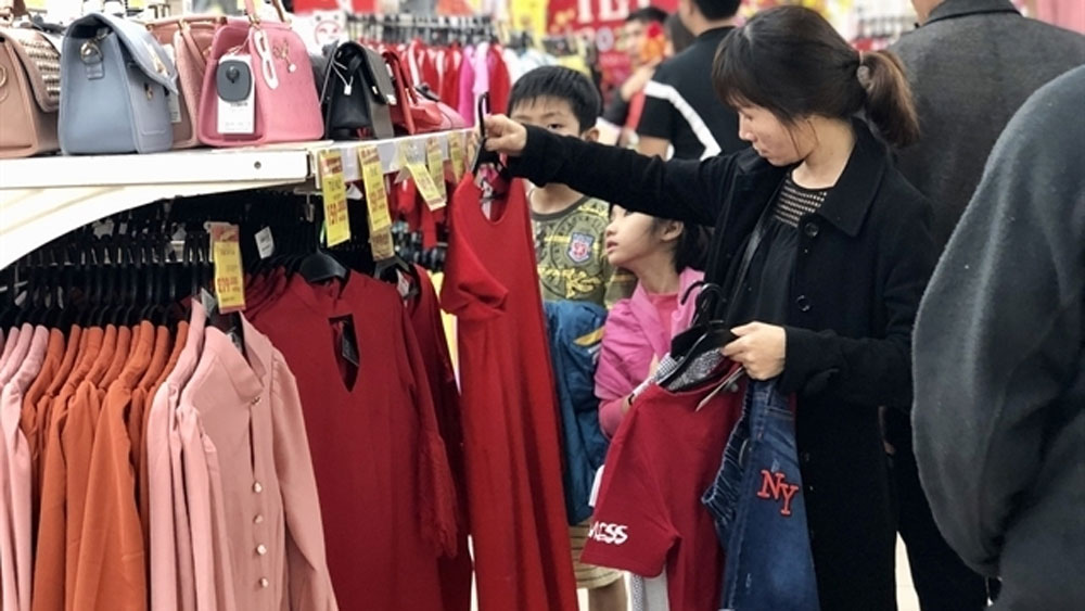 Retail sales in Vietnam hit four-year high
