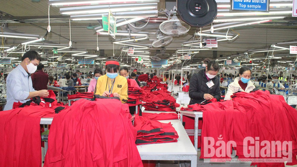 Ha Phong Garment JSC exports over 4 millions of products to U.S market