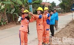 Bắc Giang: Thắp sáng đường quê