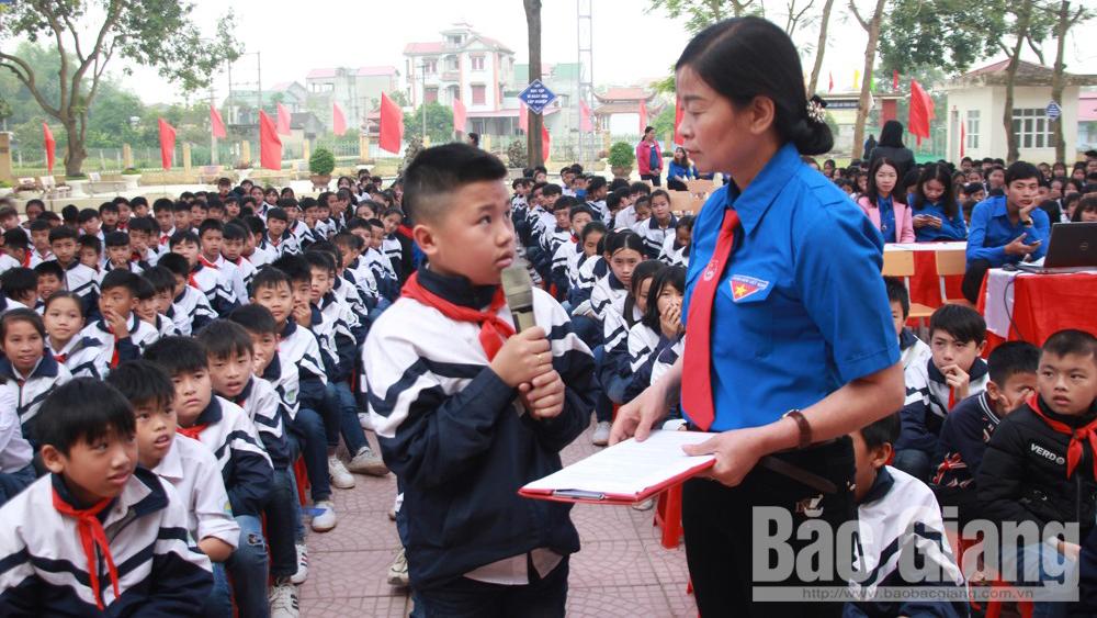 Bắc Giang: Xóa khoảng trống tư vấn tâm lý học đường