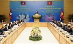 Thủ tướng Việt Nam và Lào thảo luận chiến lược hợp tác 10 năm tới