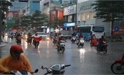 Bắc Bộ tiếp tục mưa nhỏ sáng sớm, ngày hửng nắng