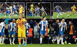 Barca hòa 2-2 với Espanyol tại giải La Liga