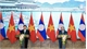 Vietnamese, Lao PMs: inter-gov't committee meeting a success