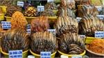 Salted seafood festival offers taste of Mekong Delta
