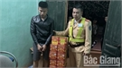Bắc Giang: Tuần tra giao thông, phát hiện hàng cấm
