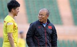 HLV Park bổ sung Đình Trọng khi chốt danh sách U23