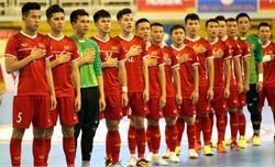 ĐT Futsal Việt Nam hội quân chuẩn bị cho VCK Futsal châu Á 2020