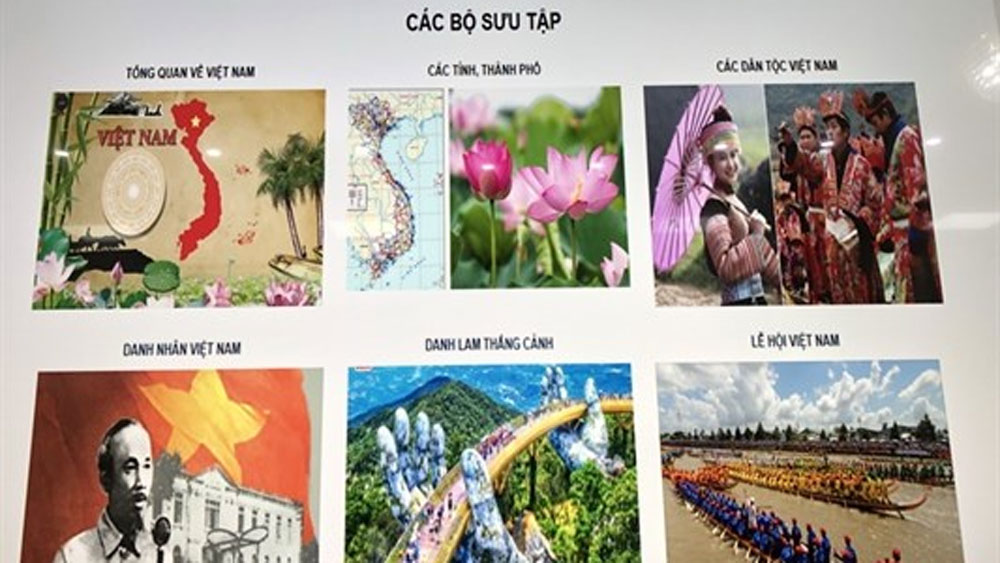 Ministry develops database on Vietnamese land, people