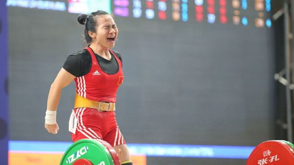 Vietnamese weightlifters eye Tokyo Olympics
