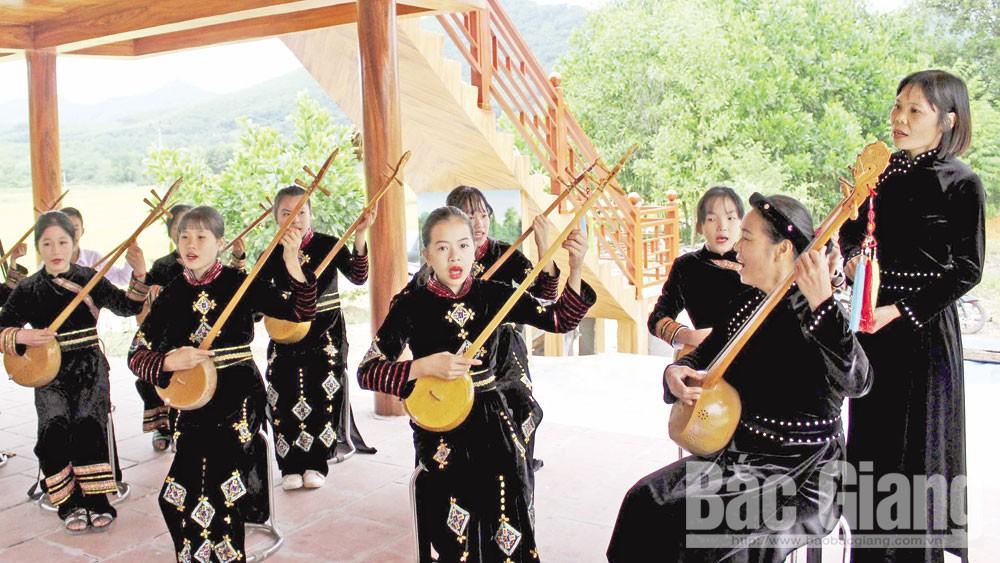 Tourism potential development, Bac Giang province, Son Dong district, great tourism development, visitors and tourism revenue, socio-economic development,  attractive destination