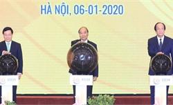 Thủ tướng Chính phủ Nguyễn Xuân Phúc chủ trì Lễ Khởi động Năm Chủ tịch ASEAN 2020