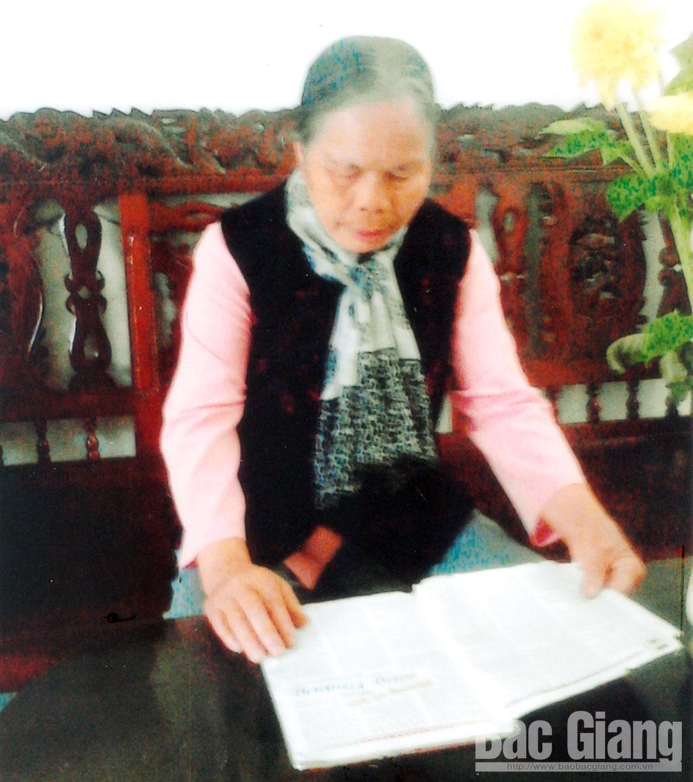 Cựu Trung đội trưởng nữ dân quân Nam Hồng, Một thời chiến đấu không quên, Phủ Lạng Thương, Trung đội trưởng Nguyễn Thị Nga, giặc Mỹ leo thang đánh phá miền Bắc