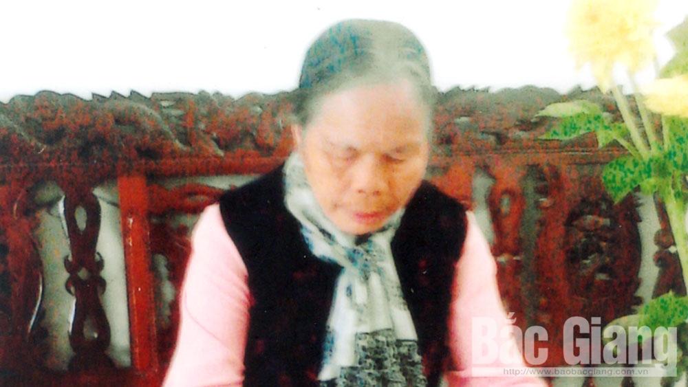 Cựu Trung đội trưởng nữ dân quân Nam Hồng: Một thời chiến đấu không quên