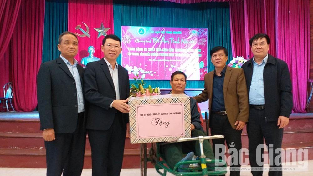 Phó Chủ tịch UBND tỉnh Lê Ánh Dương, chúc Tết, Bắc Ninh
