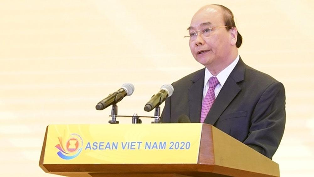 PM, Vietnam, 2020 ASEAN Chairmanship,  ASEAN Community,  sustainable development, strong social welfare