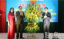 Hội Văn học Nghệ thuật tỉnh kỷ niệm 40 năm thành lập