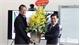 Provincial Chairman Duong Van Thai extends Tet greeting to FDI enterprises